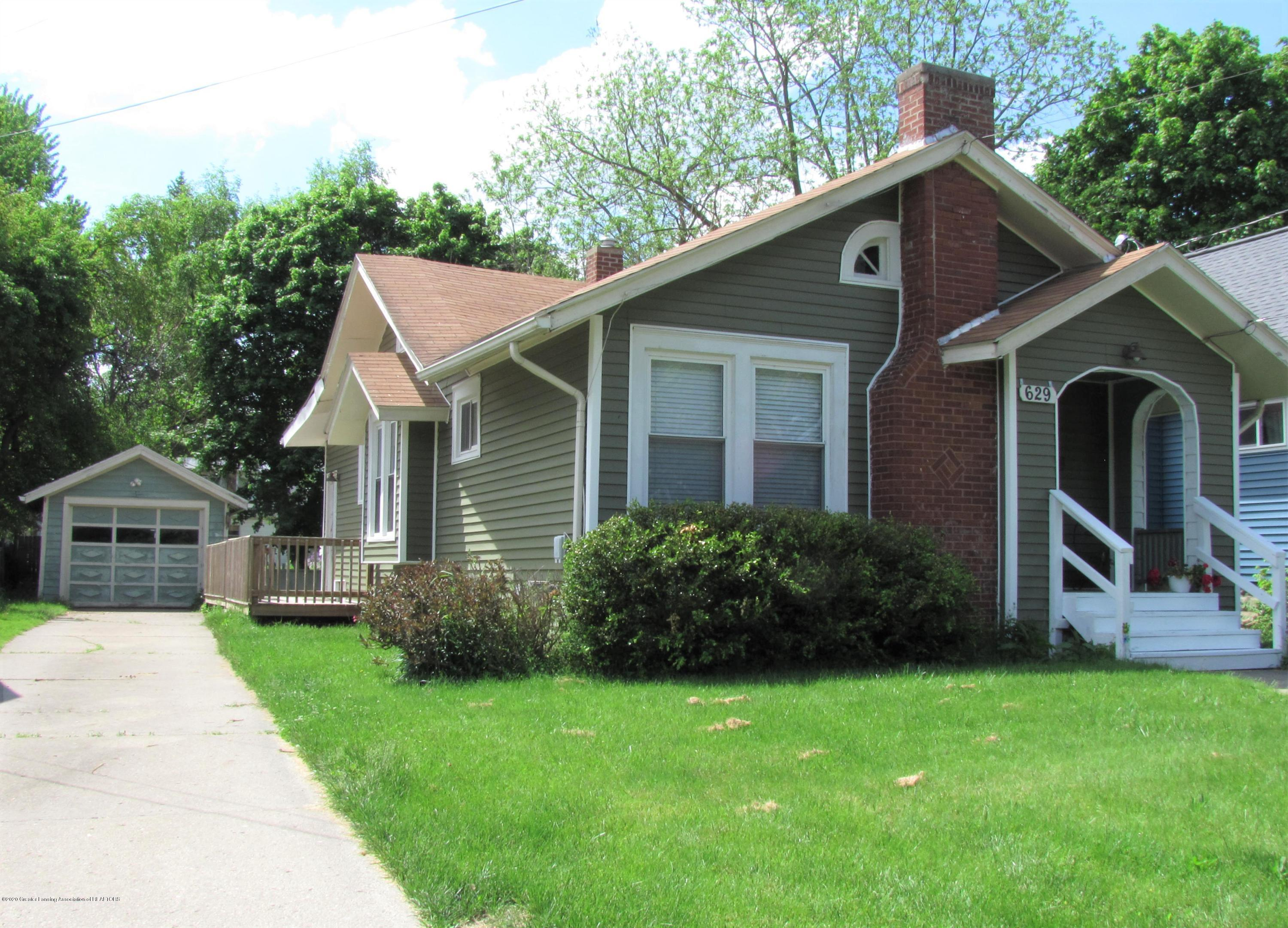 629 N Fairview Ave - Front - 1