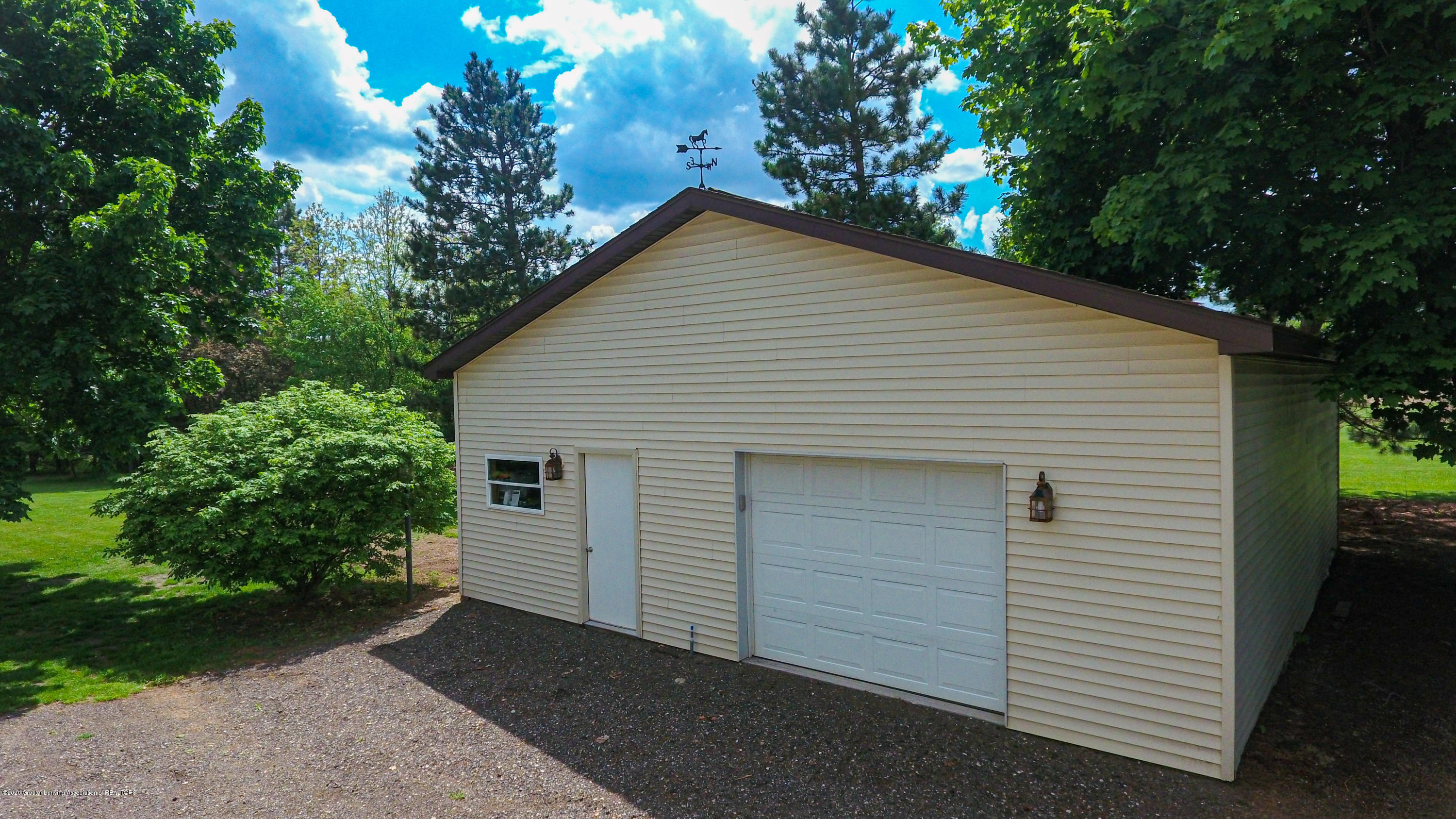 13532 Turner Rd - 30 x 32 Pole barn - 51