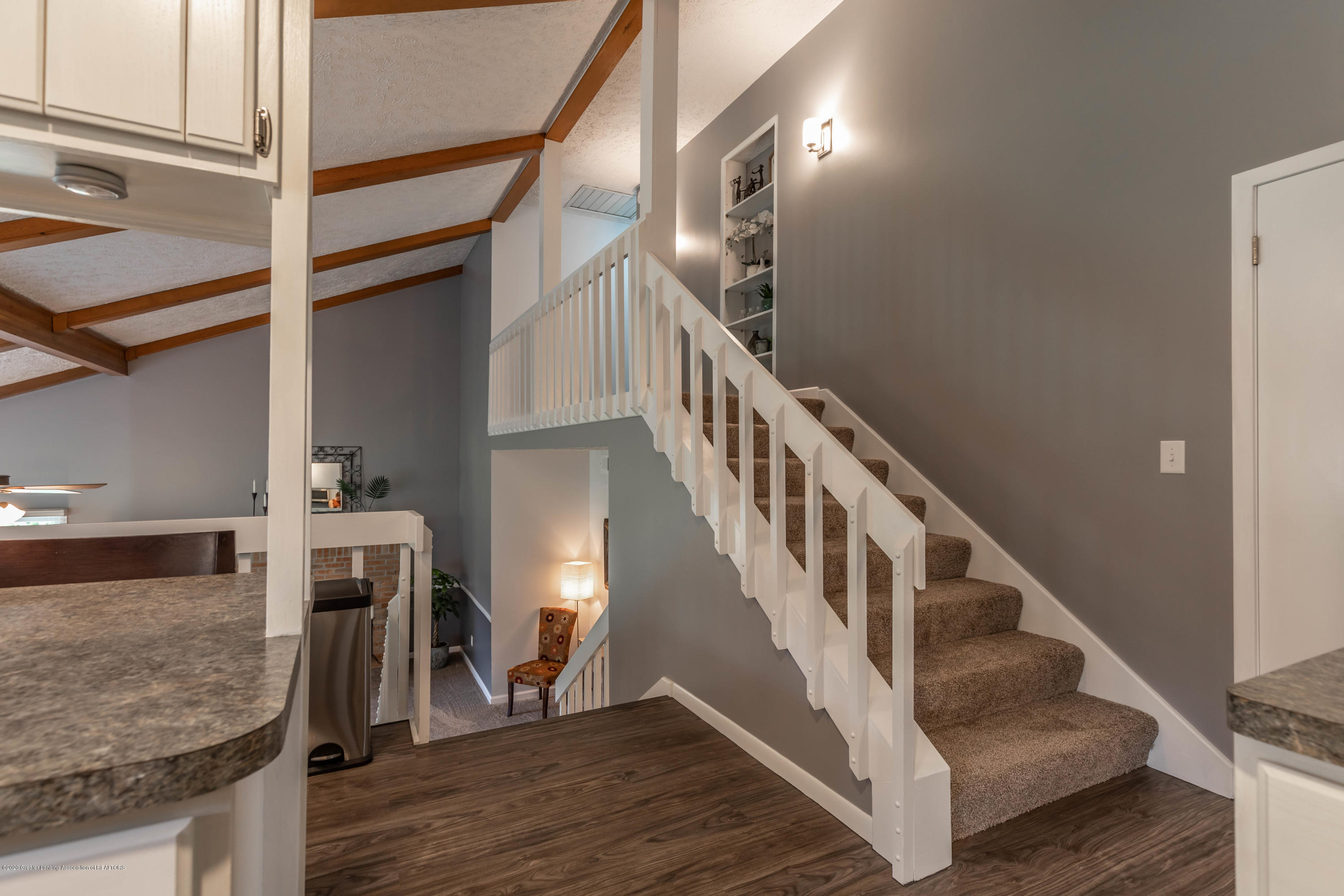 13532 Turner Rd - Stairs to bedrooms - 13
