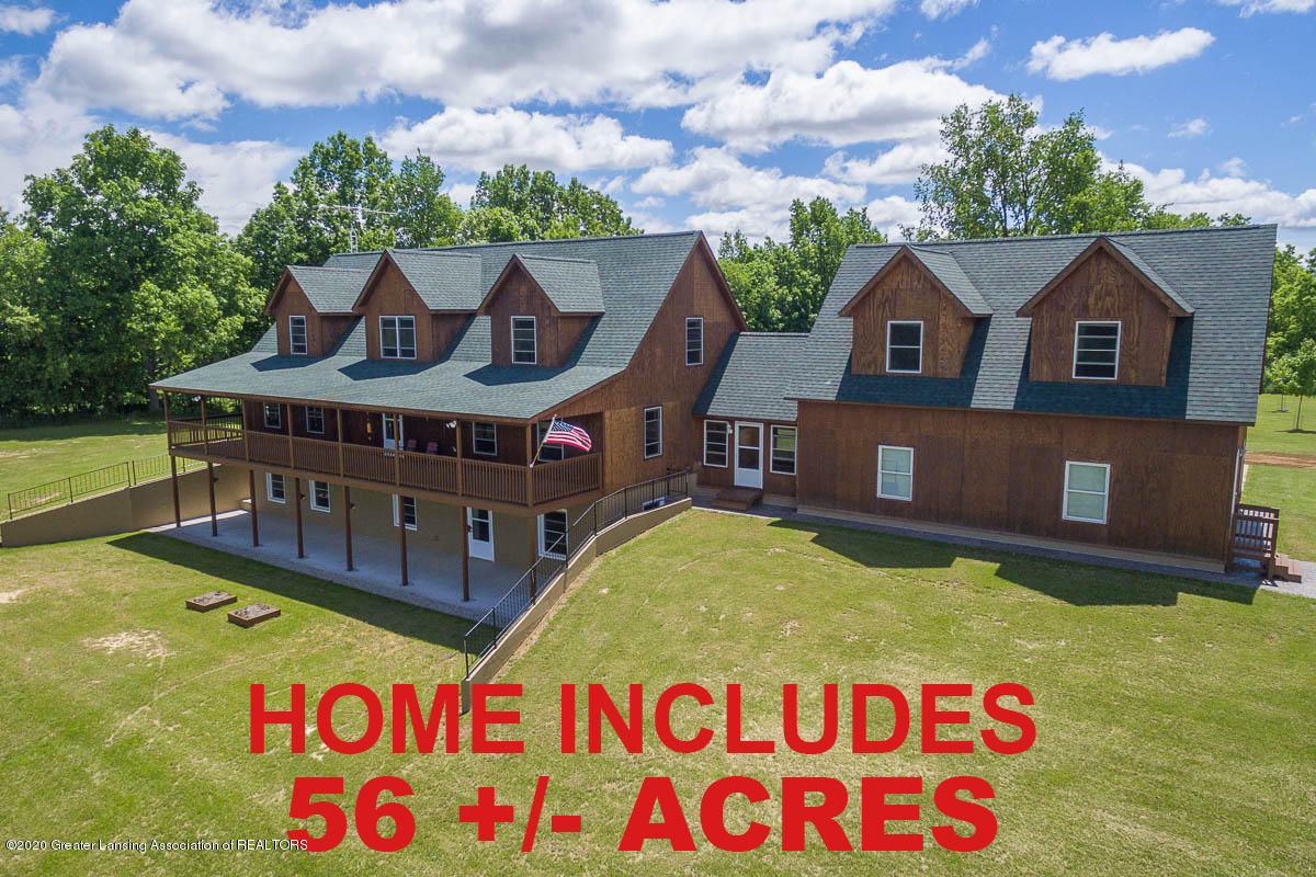 3445 W Gratiot County Line Rd - 3445 Gratiot Home with Acres Written - 1