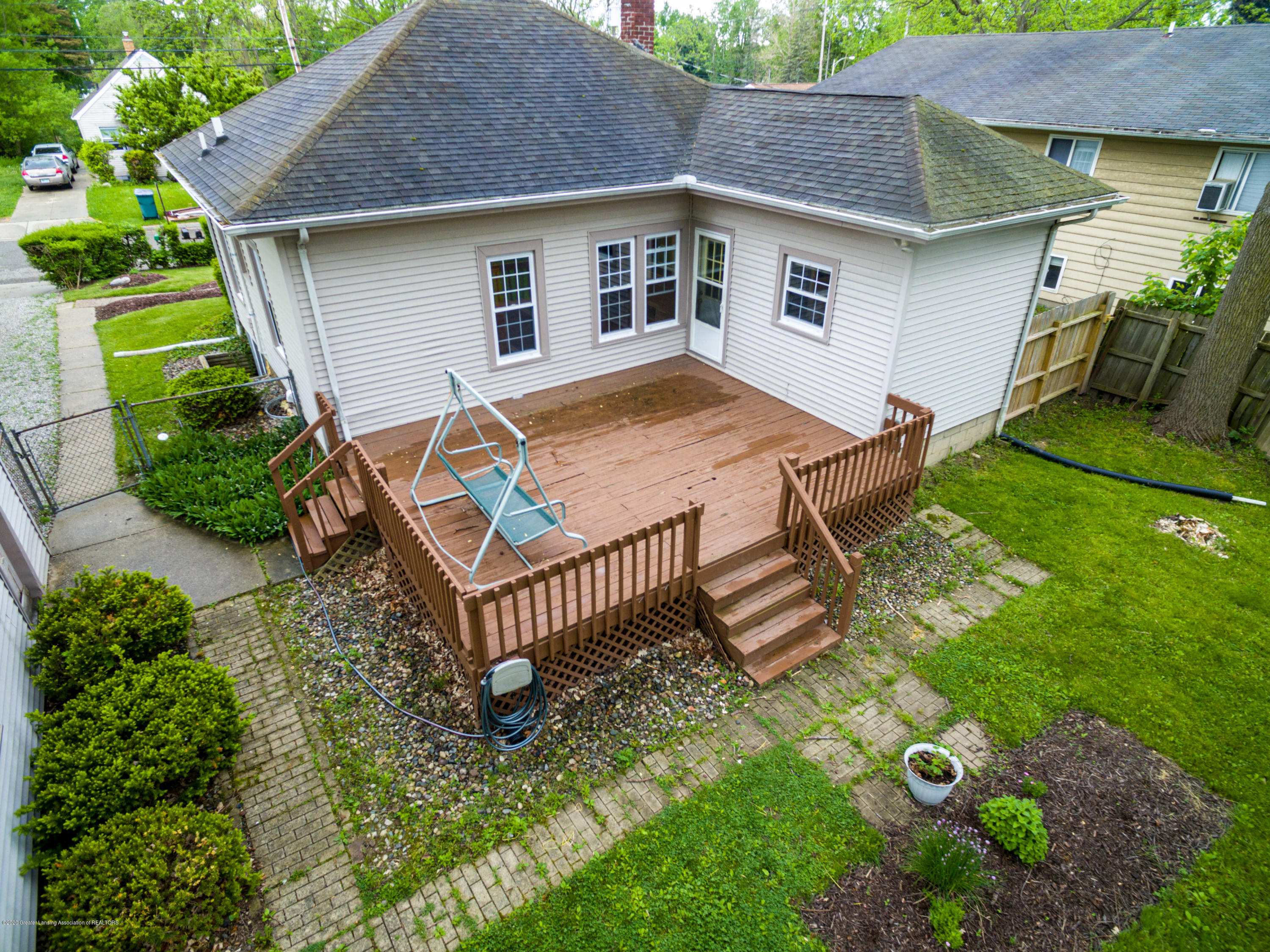1531 Snyder Rd - Ariel View South - 23