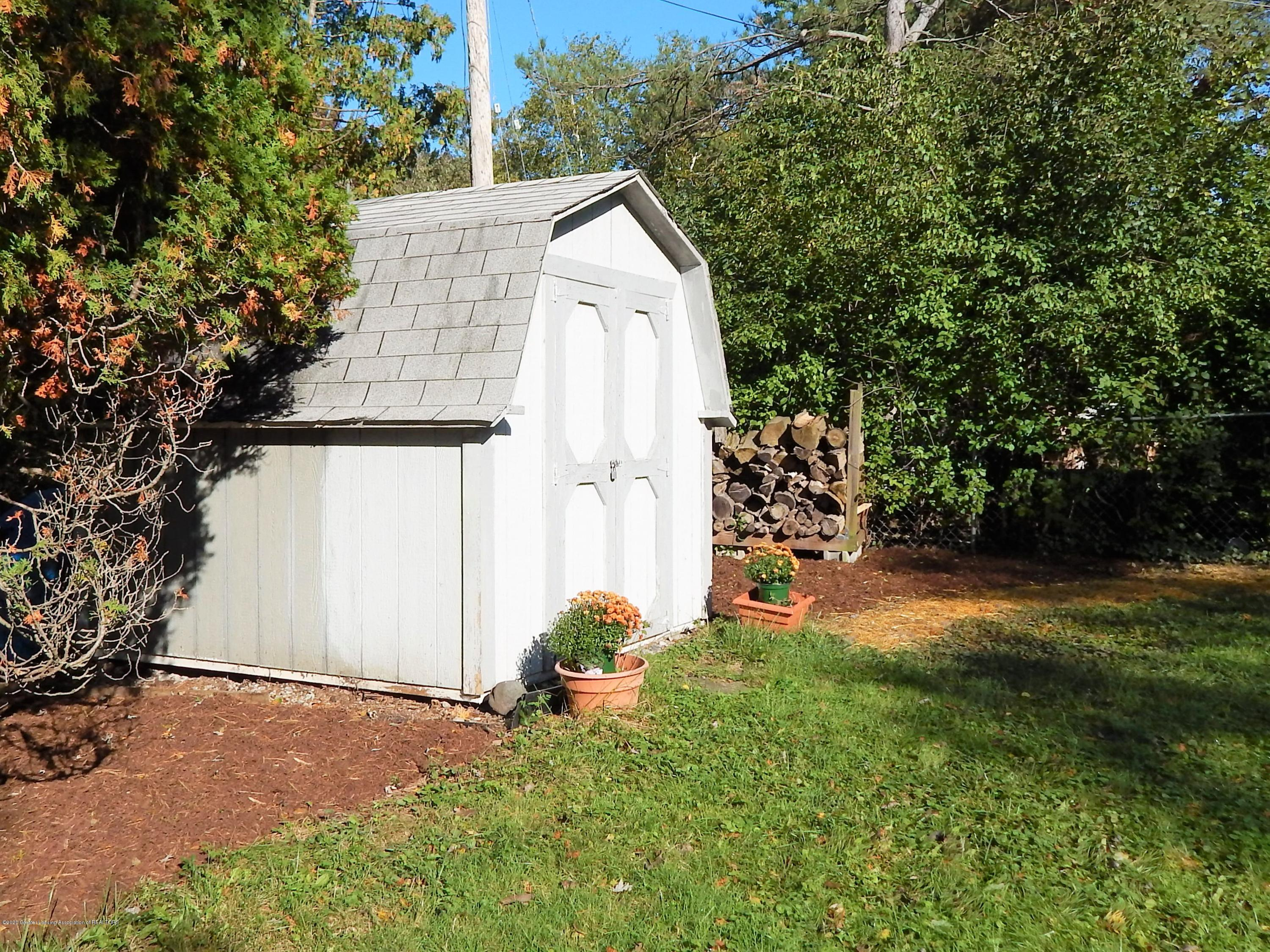 5435 Amber Dr - Shed - 40