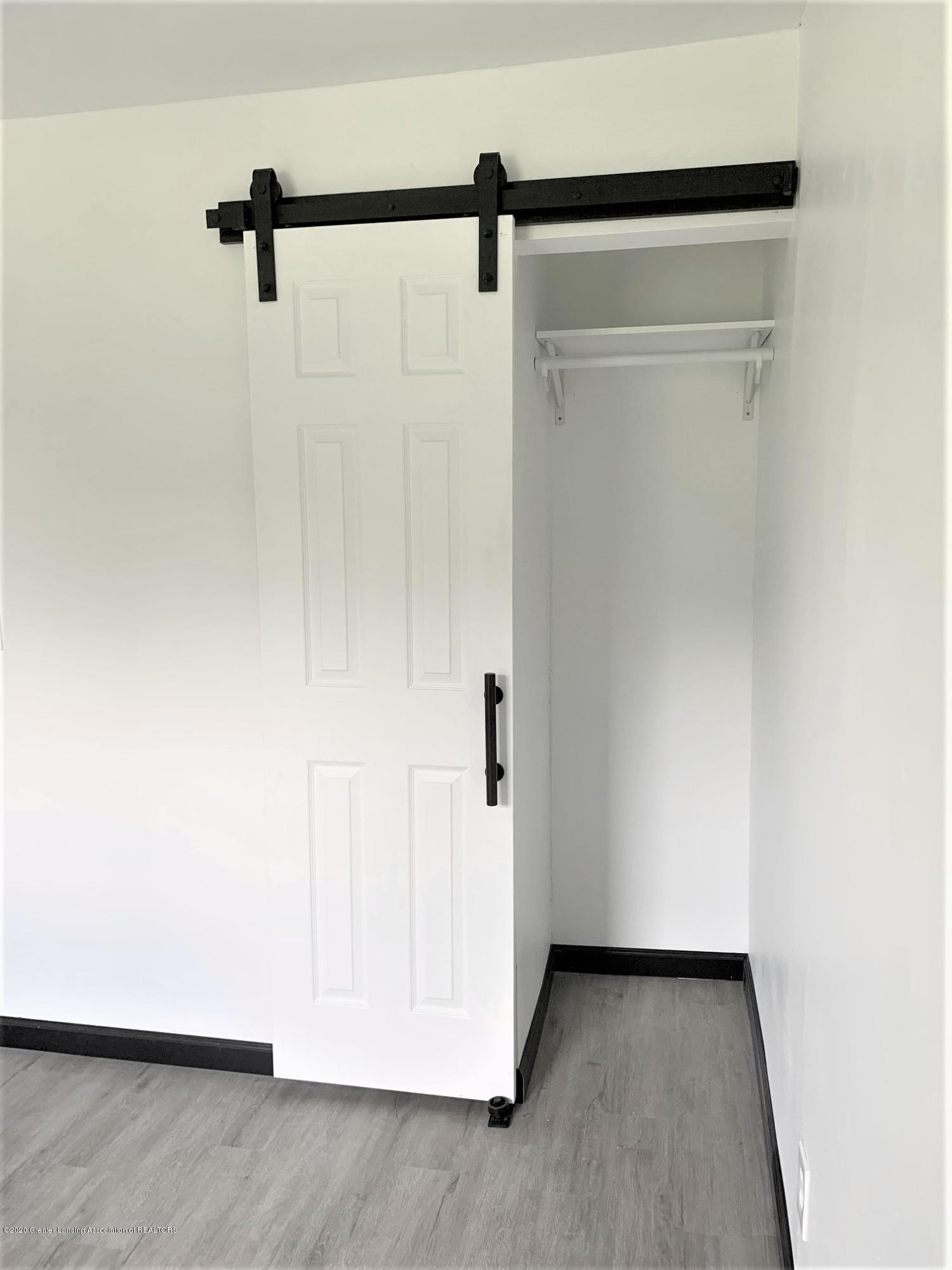 4458 M-52 - Bedroom 3 closet - 24