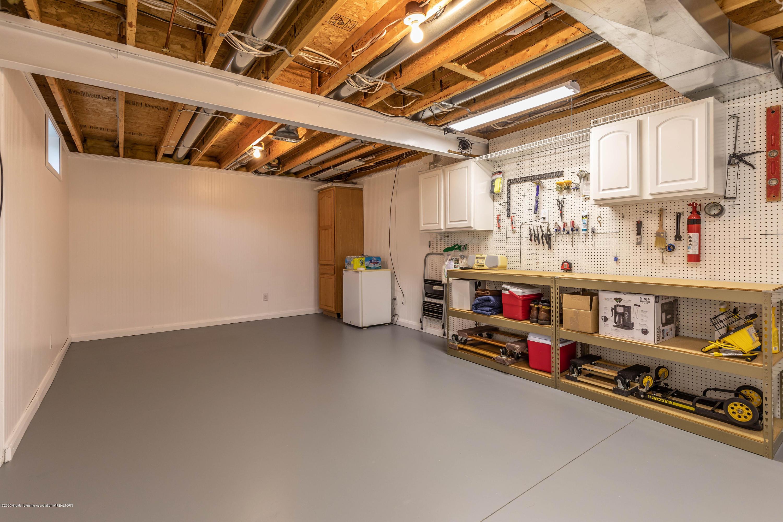 13195 Primrose Ln - Downstairs Workroom and Storage - 48