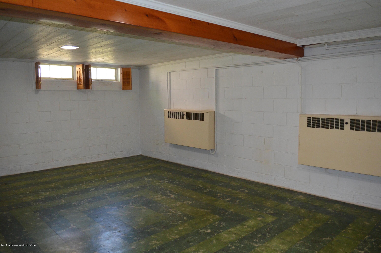 615 Bailey St - Basement Room - 39