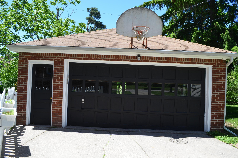 615 Bailey St - Garage - 47