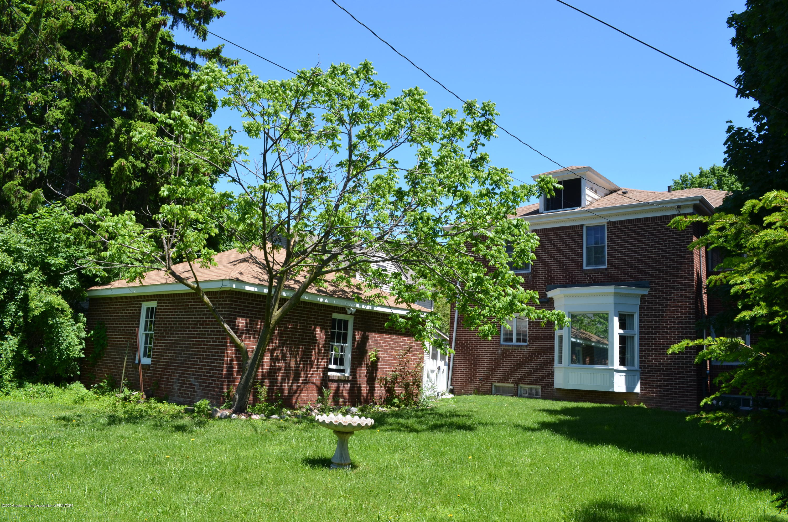 615 Bailey St - Back Yard View - 46
