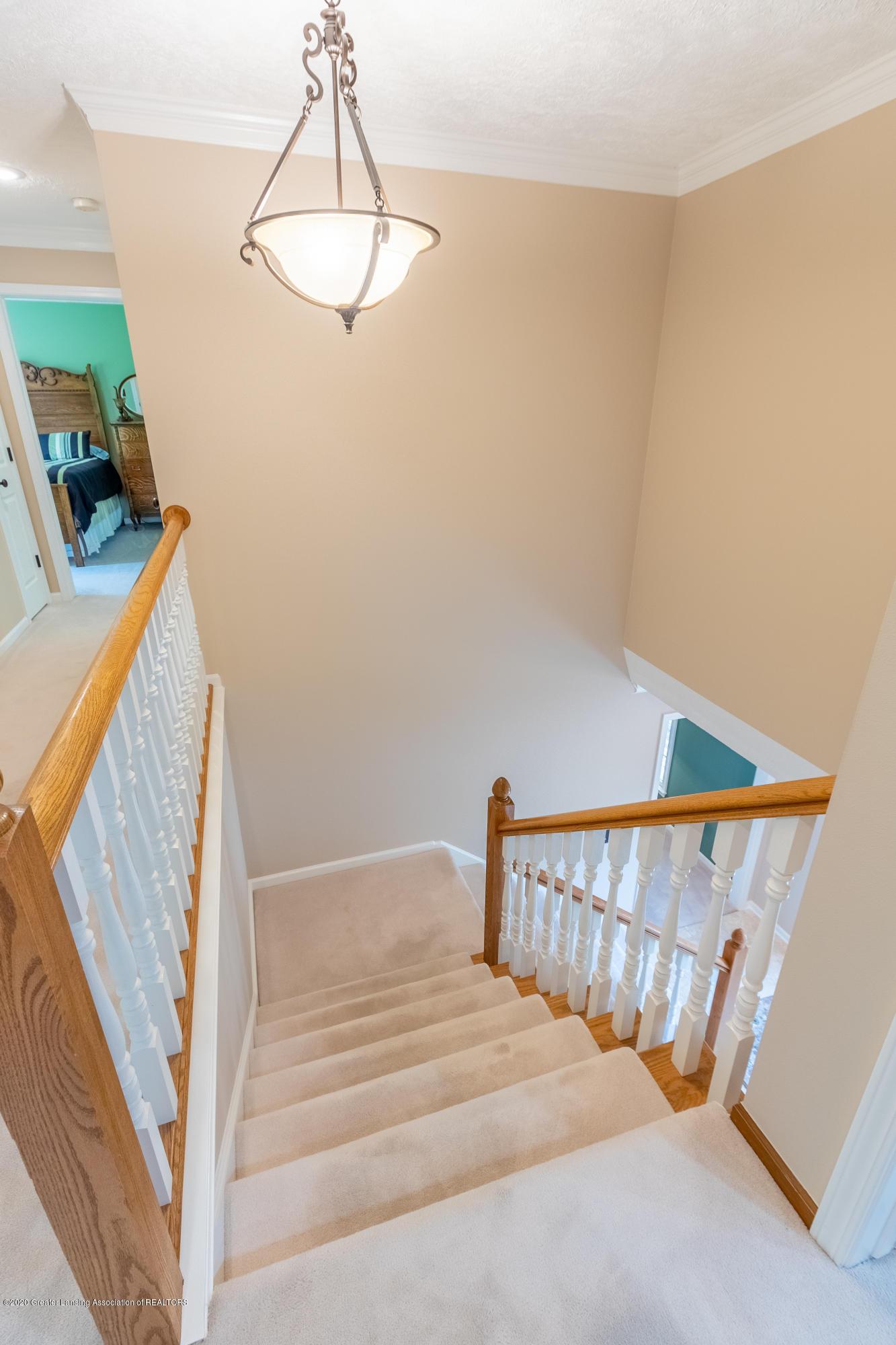 4221 Sandridge Dr - Stairs to Upper Level - 12