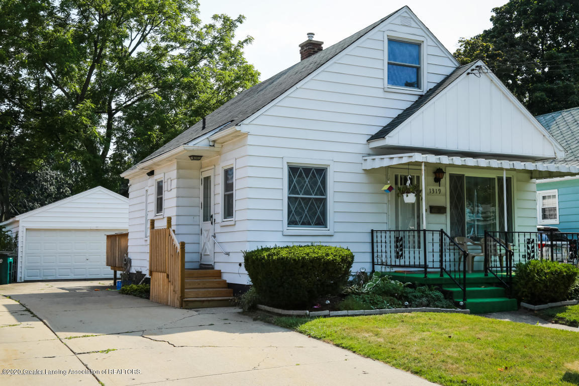 1319 Kelsey Ave - Front - 1