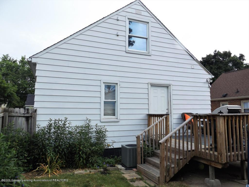 1319 Kelsey Ave - Rear of Home - 28