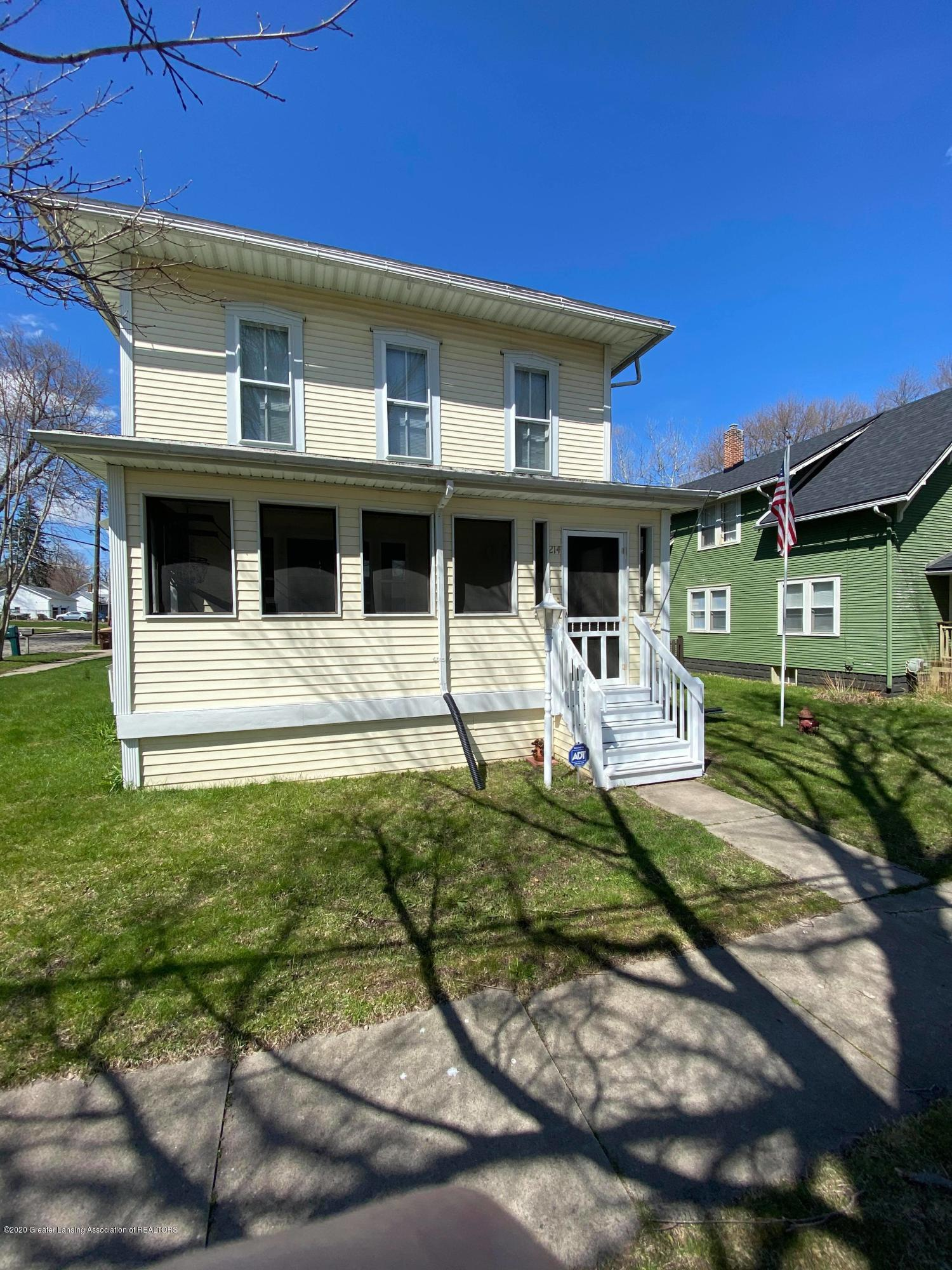 214 Butler St - front road view - 1