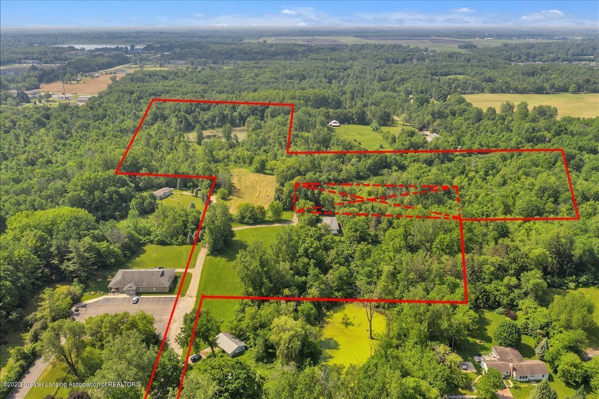5414 Clark Rd - 19 Acres + House & 4 Acres - 40