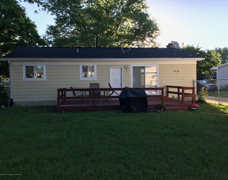 4922 Stillwell Ave - backyard 3 - 11