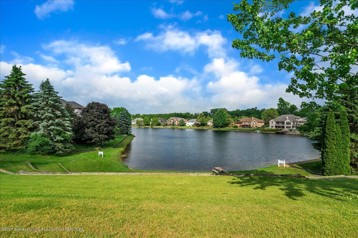 904 Sandhill Dr - View of Springbrook Lake - 100