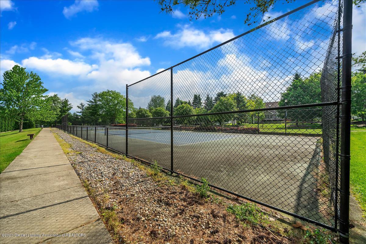904 Sandhill Dr - Association Tennis Courts - 98