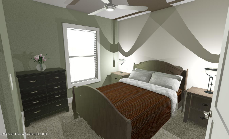 414 Haven  - INTERIOR 1ST FLR BEDROM 1-1 - 7