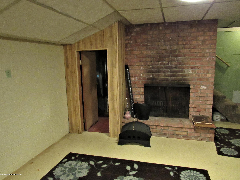 4120 Arlene Dr - Basement Fireplace - 33