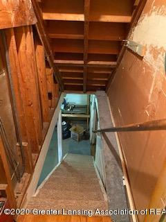 4353 Holt Rd - Basement Stairs - 22