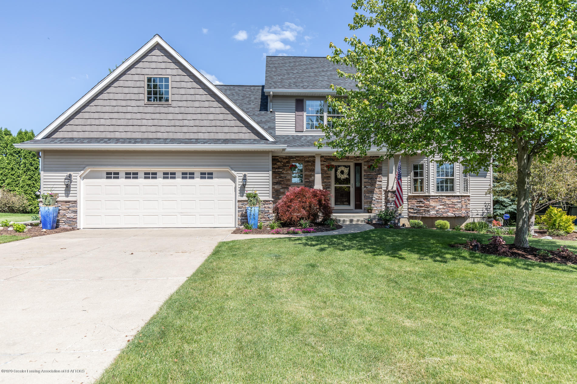 11745 Schavey Rd - Front - 1