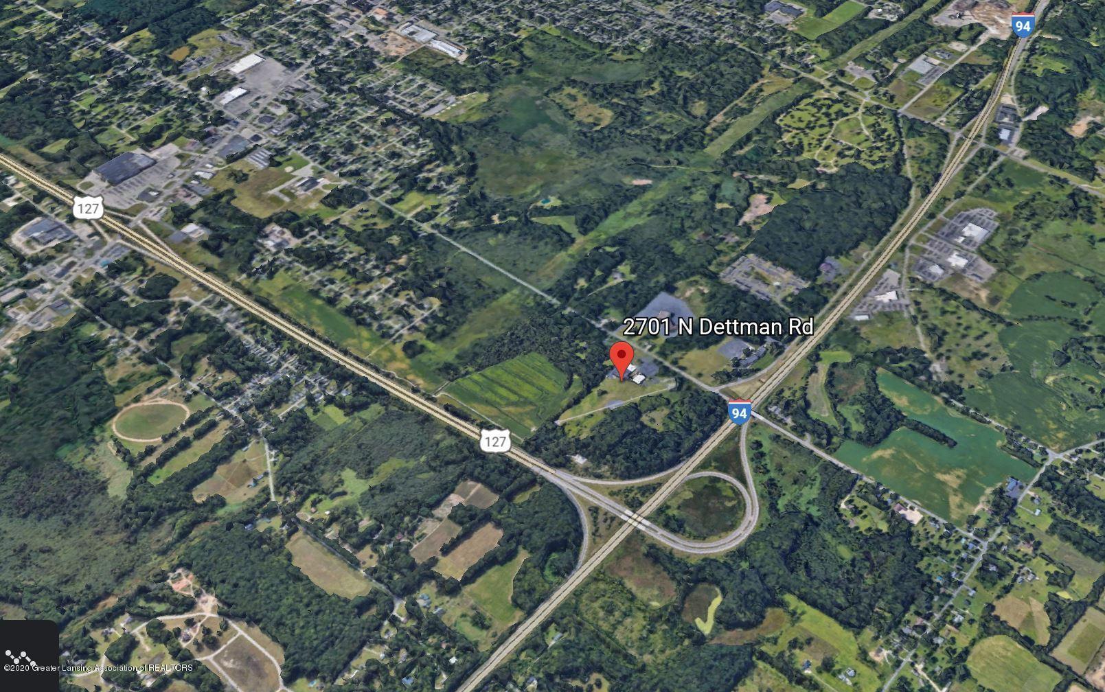 2701 N Dettman Rd - Aerial View - expanded - 2