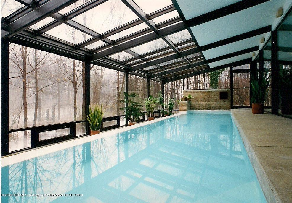 1172 Wrightwind Dr - Solarium with In-ground Infinity Pool - 33