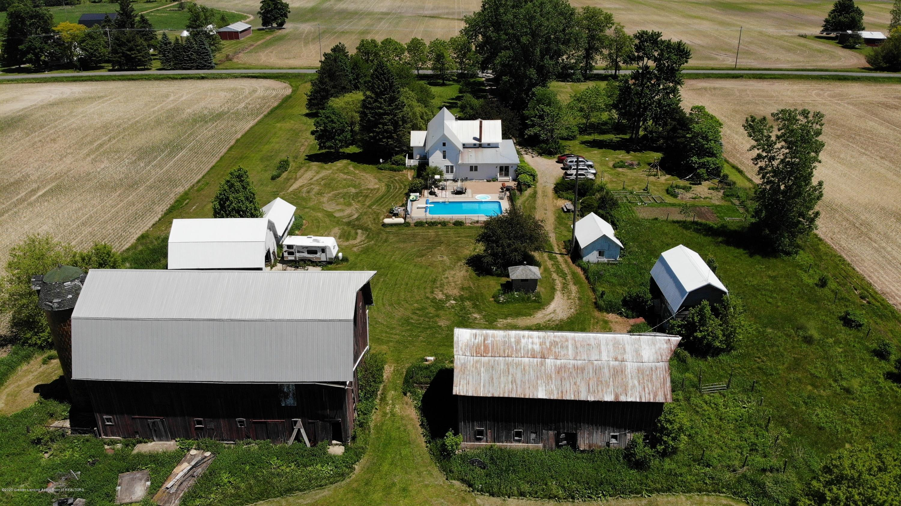 9108 S Krepps Rd - Aerial view - 3