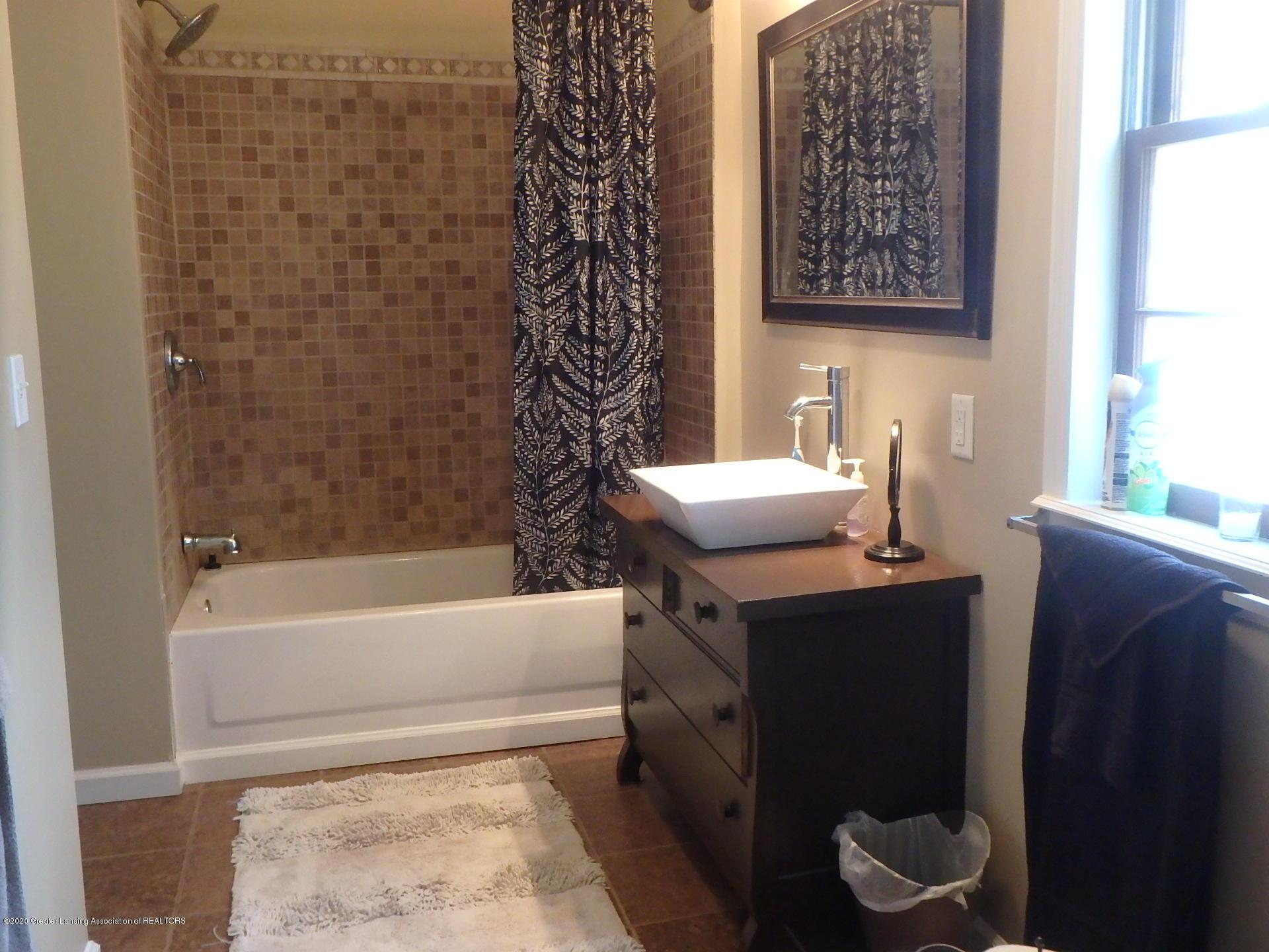 315 Pleasant St - 315 bath w custom vanity - 7