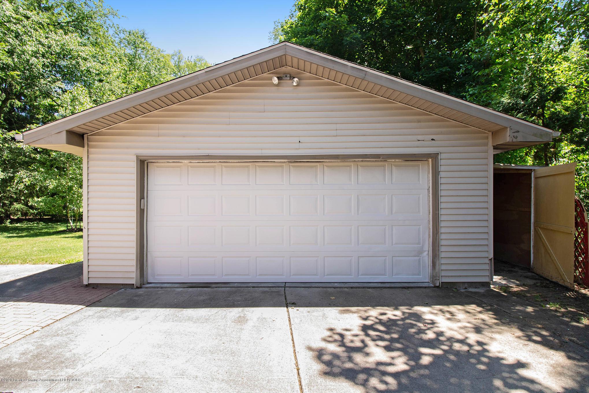 4510 Dobie Rd - Garage - 5
