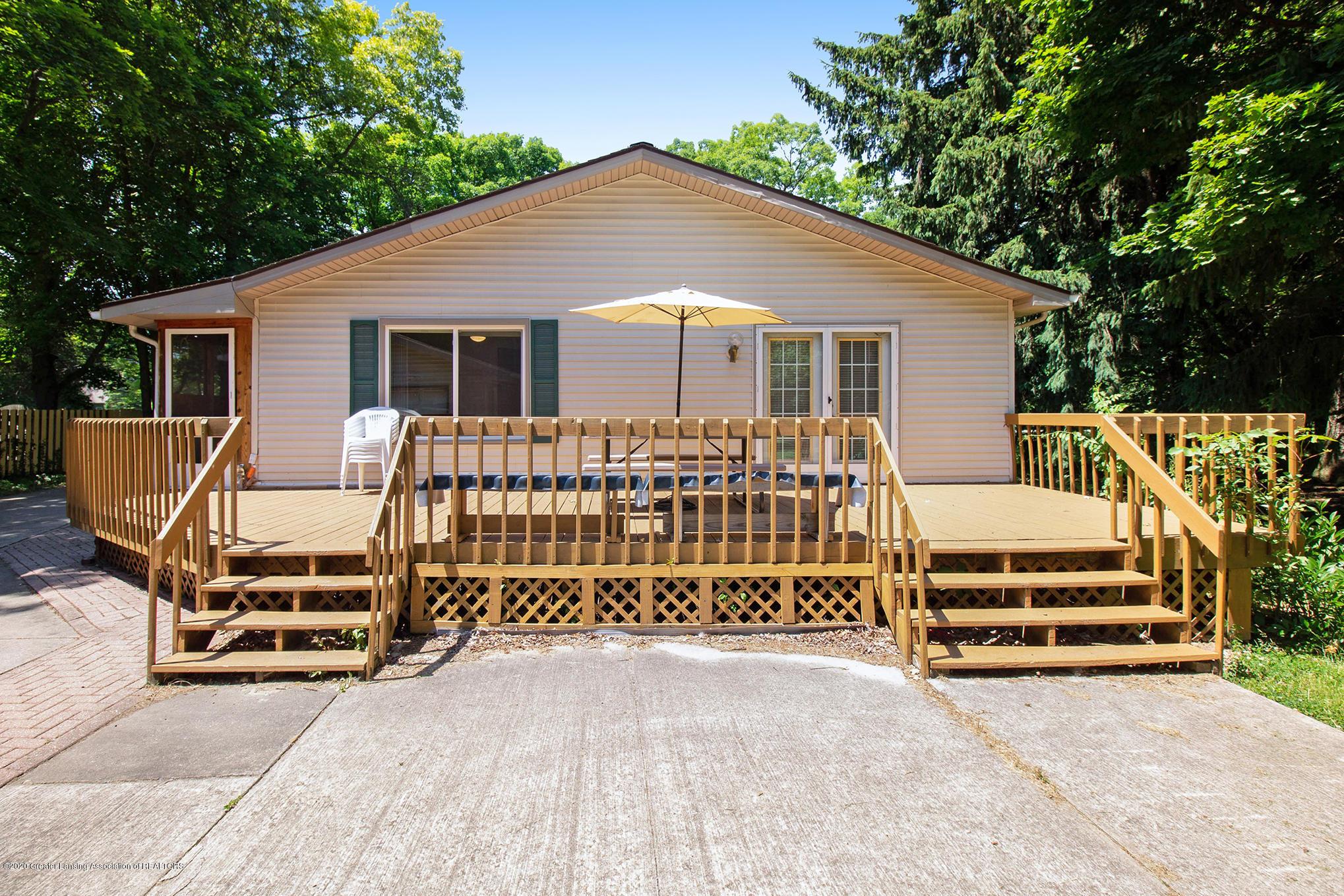 4510 Dobie Rd - Deck & patio - 6