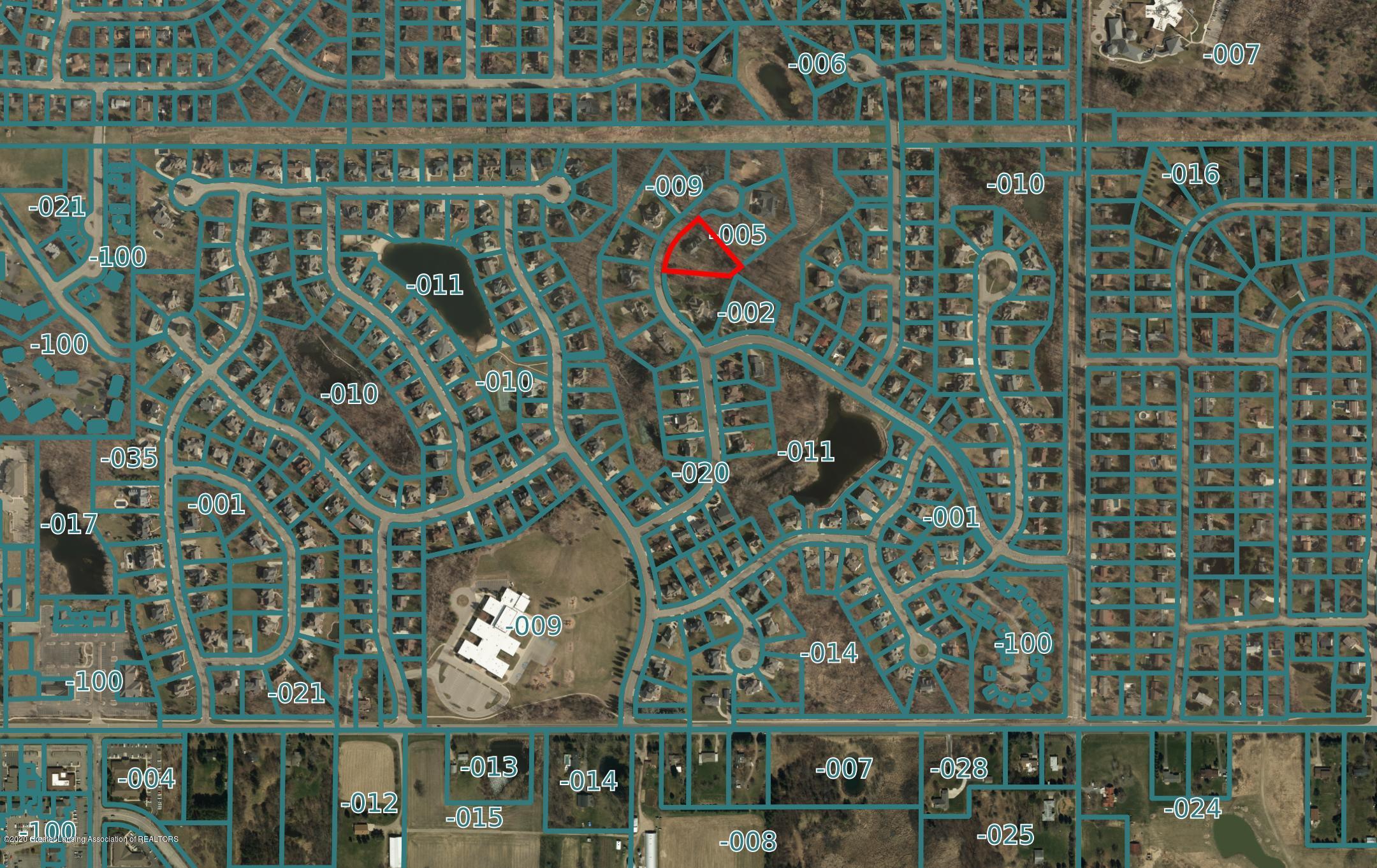 3700 Beech Tree Ln - 3700 Beech Tree GIS Aerial - 62
