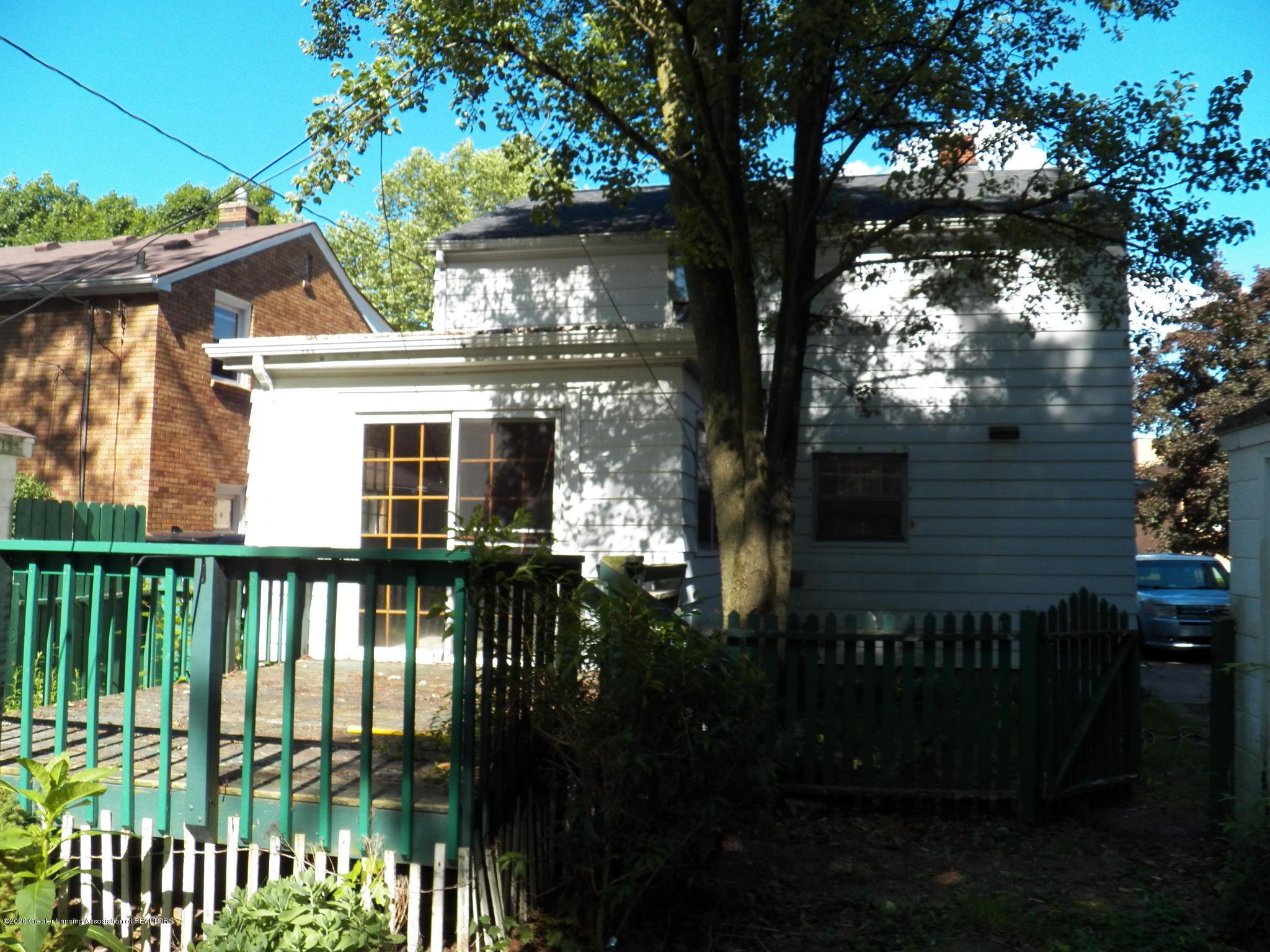 1812 Shubel Ave - back - 2