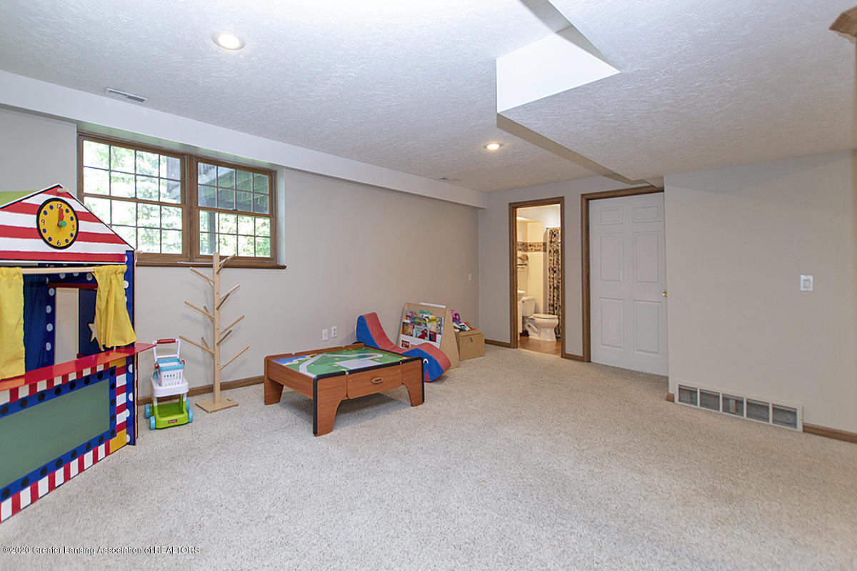 1103 Sunrise Dr - Basement Recreation Room - 29