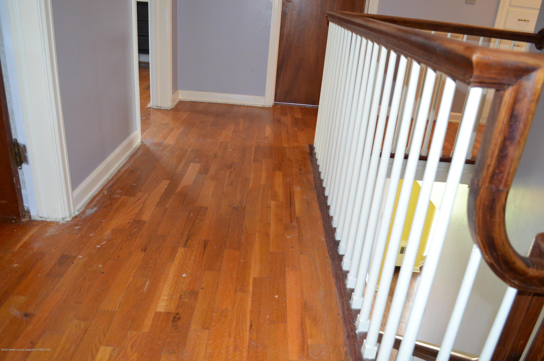 615 Bailey St - Beautiful Hardwood Flooring Hallway - 21