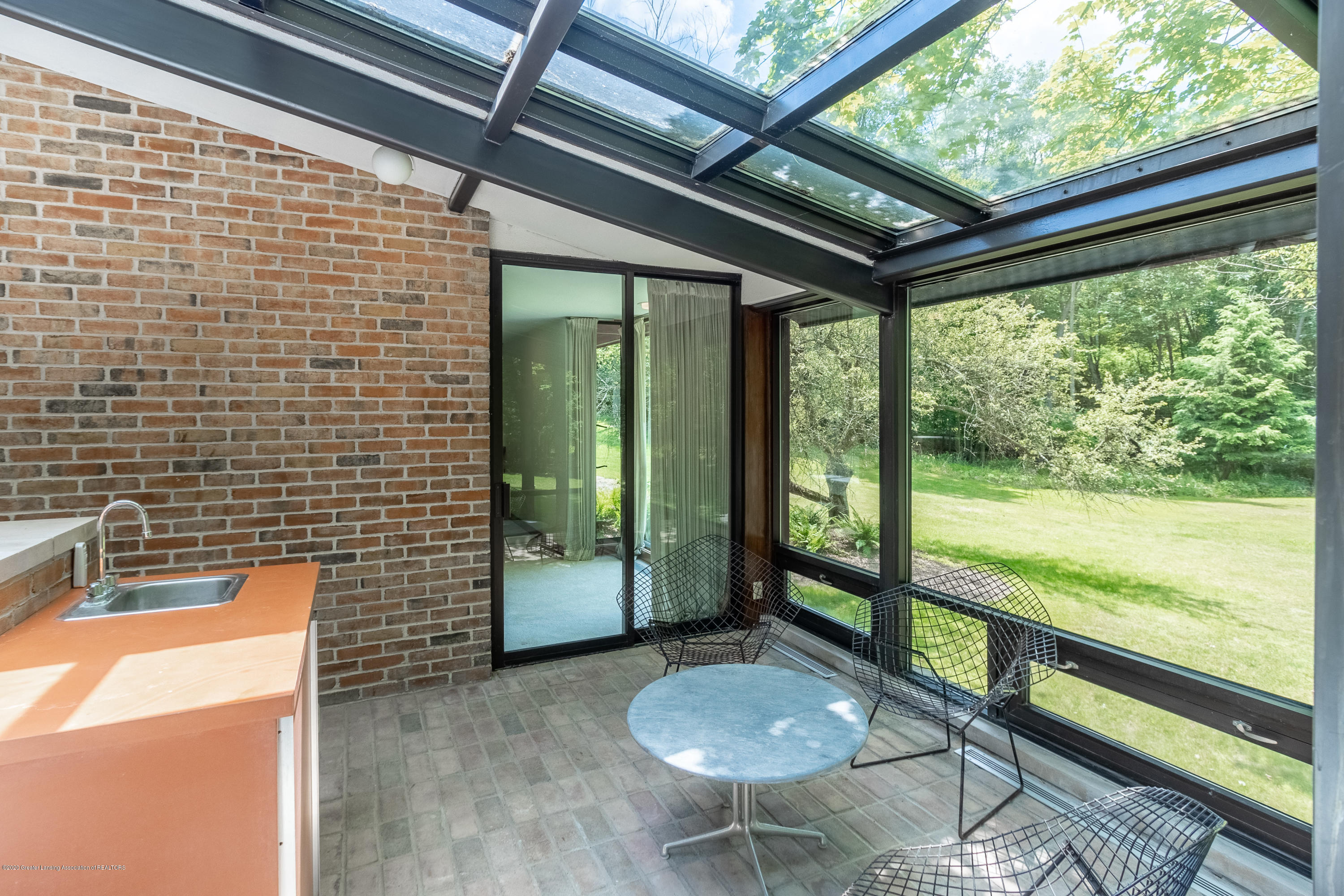 1172 Wrightwind Dr - Solarium Patio with Bedroom Access - 38