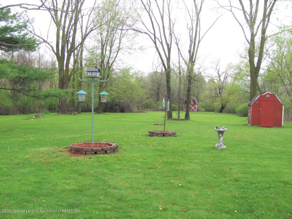 4383 Lansing Rd - Back yard - 7
