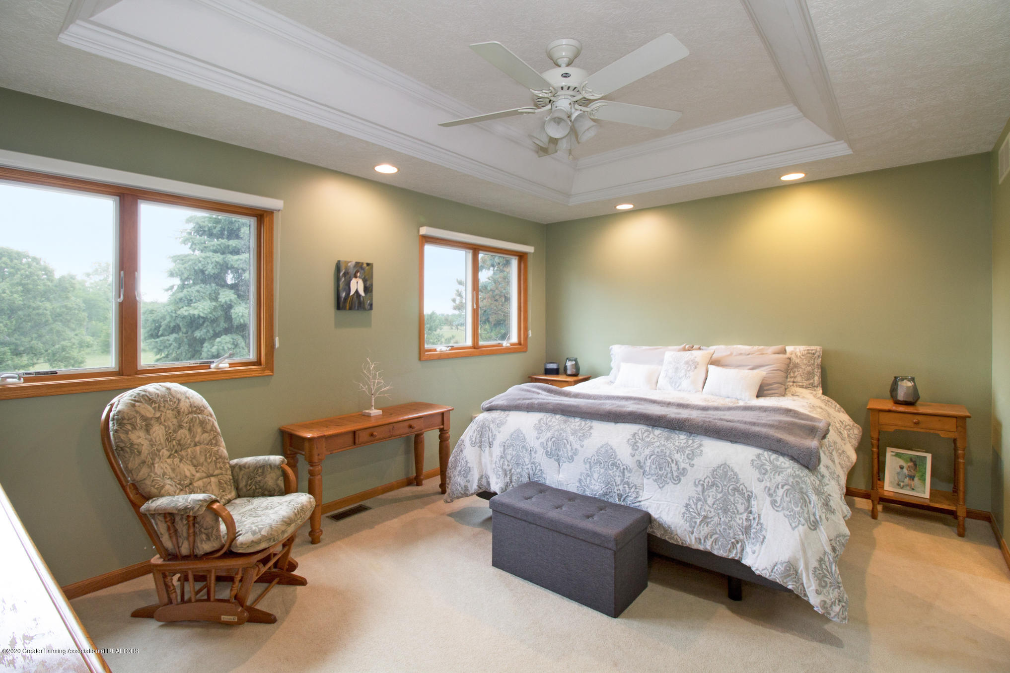 5130 Runnymede Dr - Master Bedroom - 20