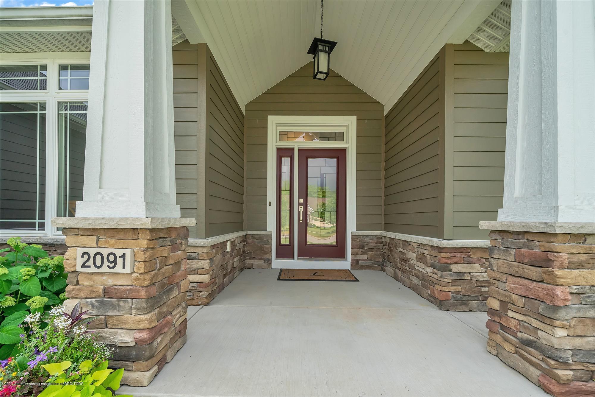 2091 Isaac Ln - EXTERIOR  Porch Porch - 3