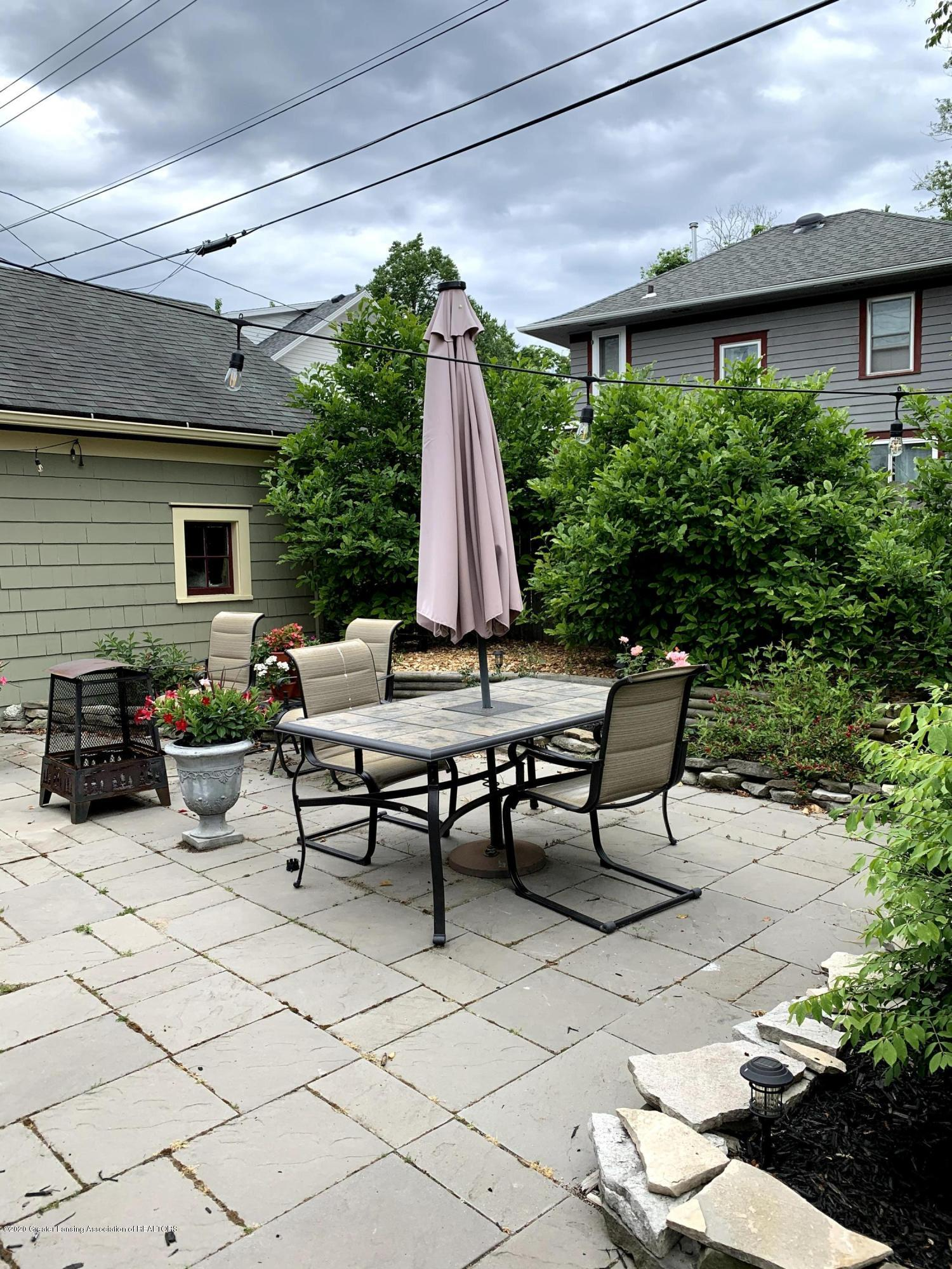 523 N Jenison Ave - Backyard - 30
