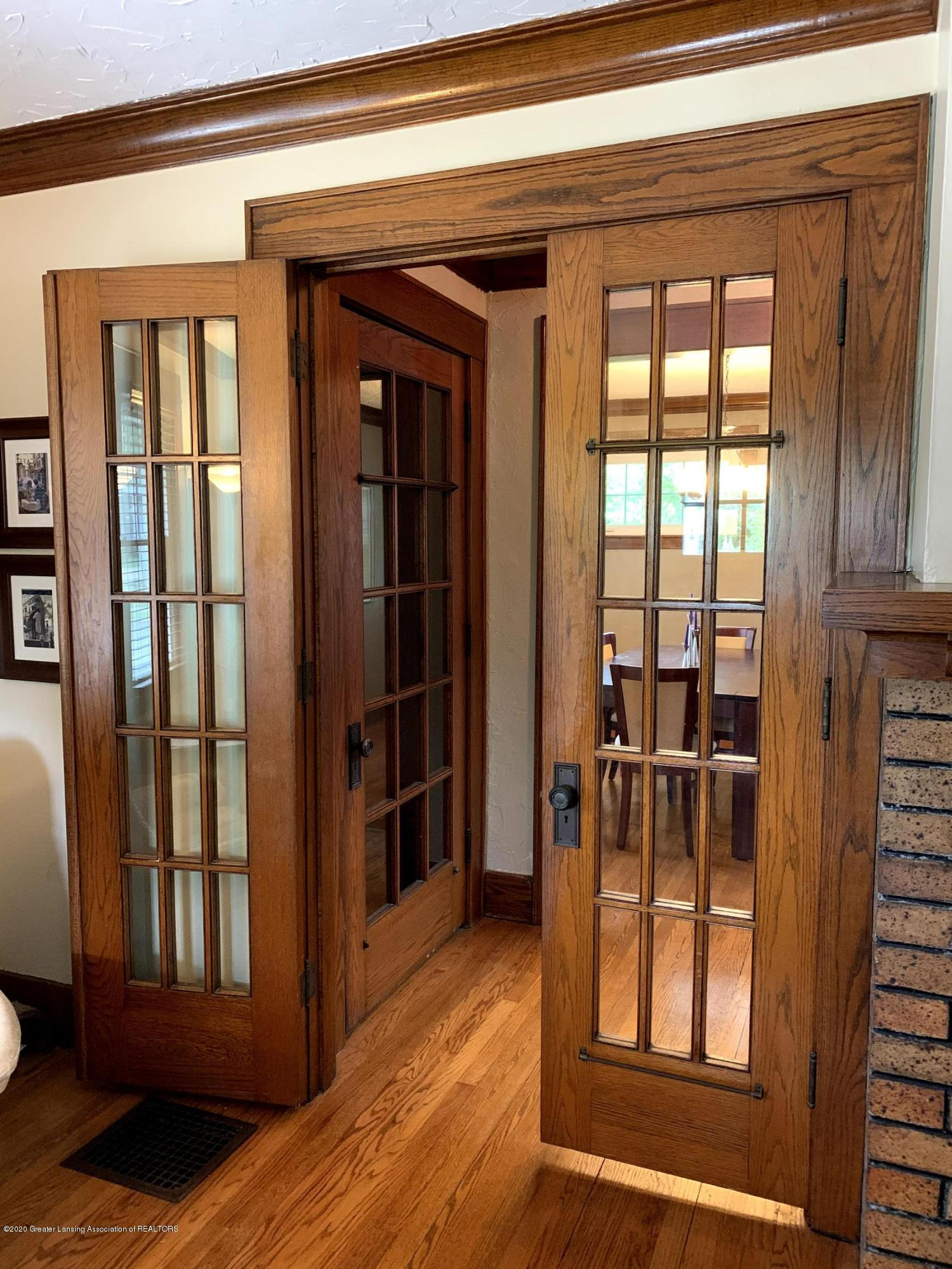 523 N Jenison Ave - Original French Doors - 8
