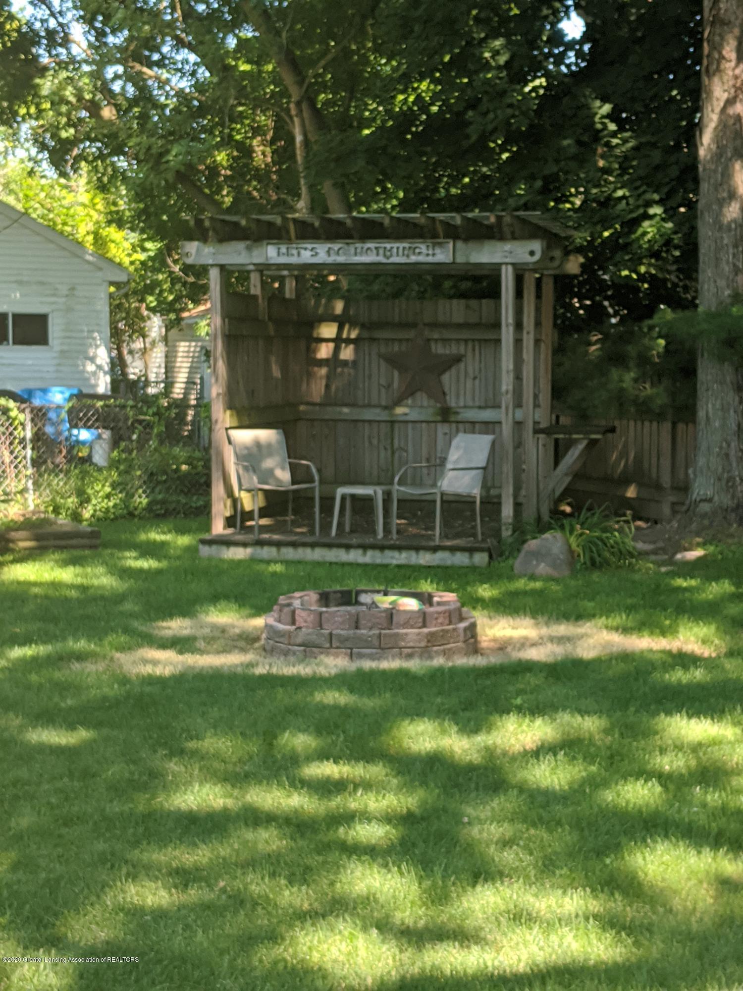 1953 Maple St - backyard - 2