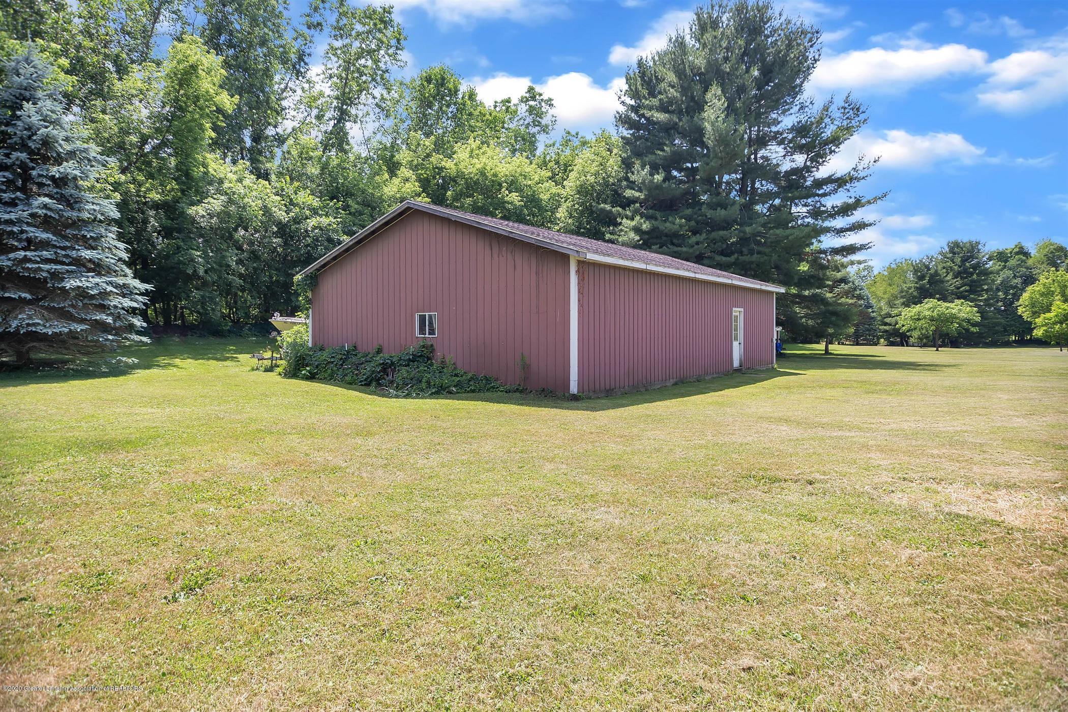 4445 W Britton Rd - EXTERIOR Barn - 4