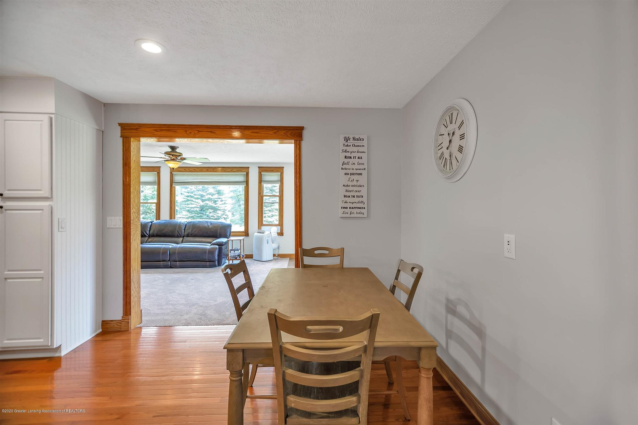 4445 W Britton Rd - UPPER LEVEL Dining Room - 9