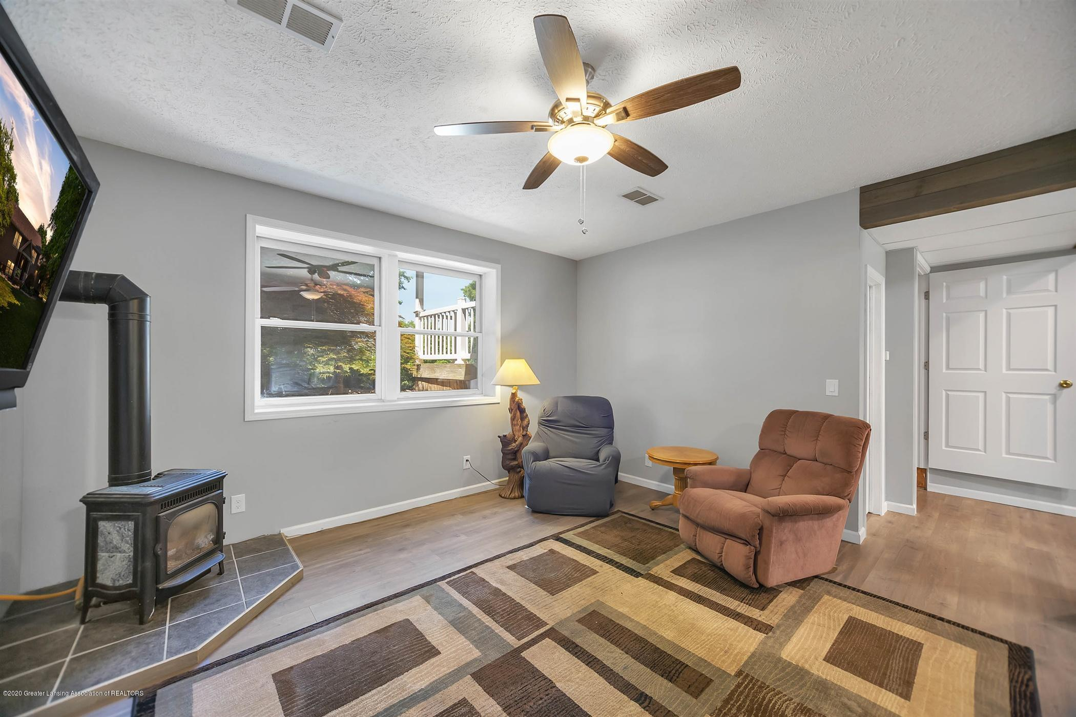 4445 W Britton Rd - LOWER LEVEL Family Room - 24