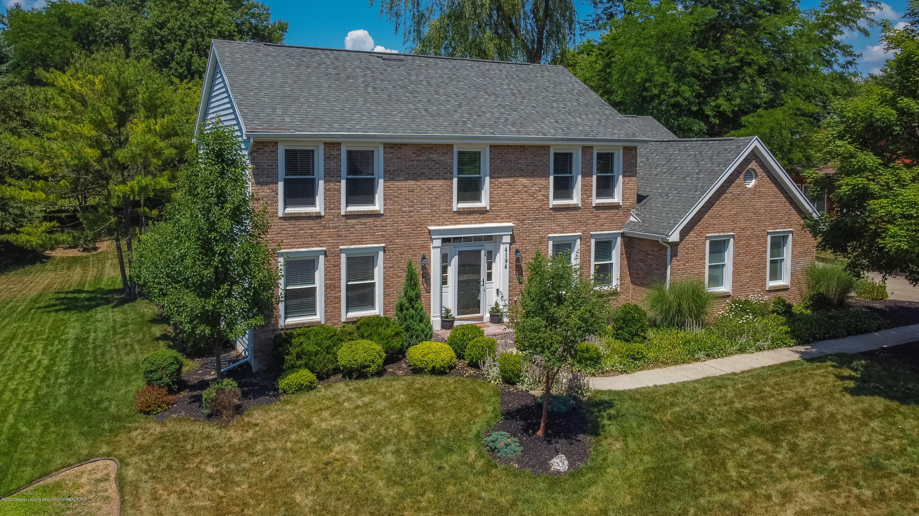 4194 Indian Glen Dr - Aerial View - 48