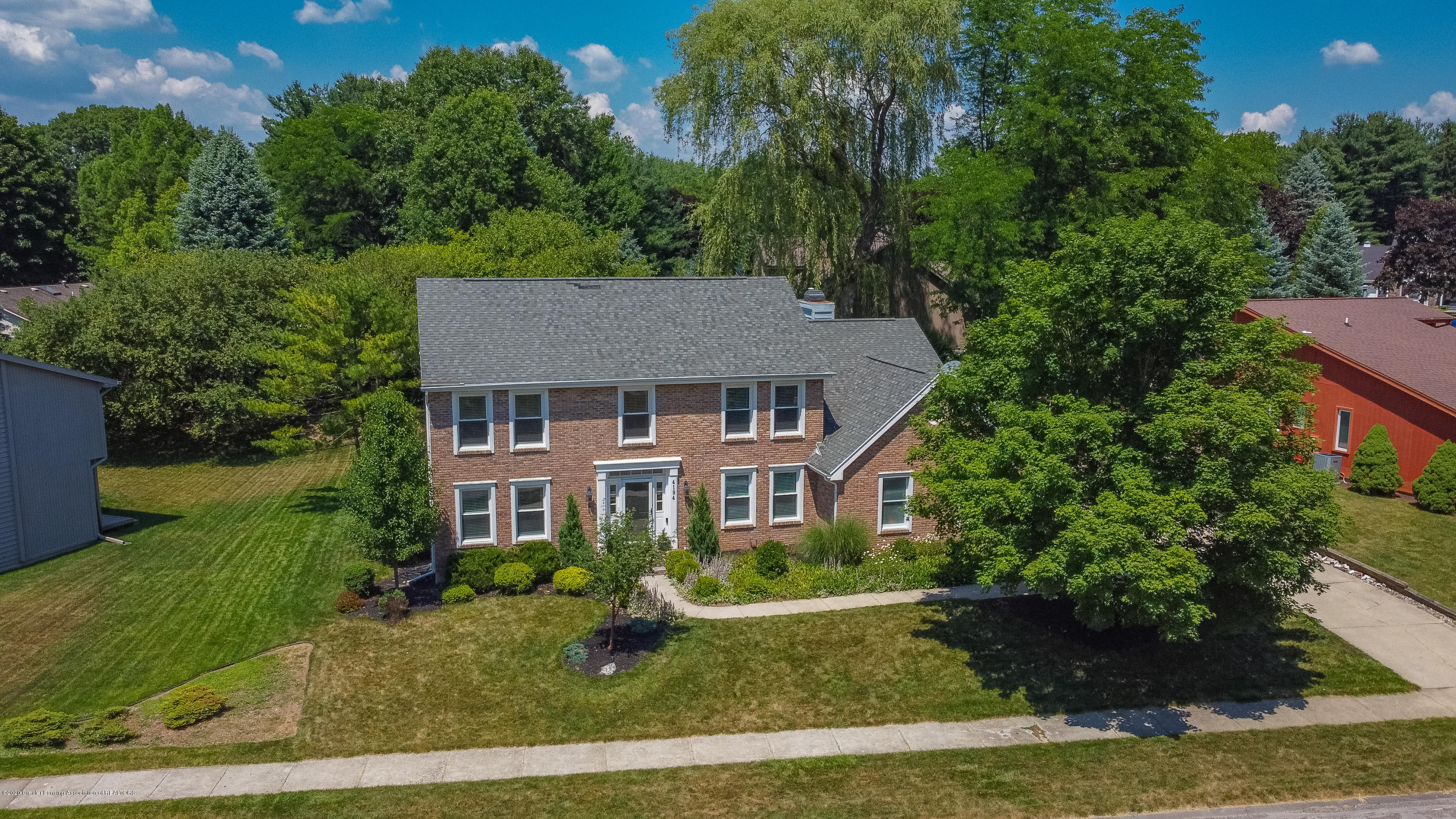 4194 Indian Glen Dr - Aerial View - 49