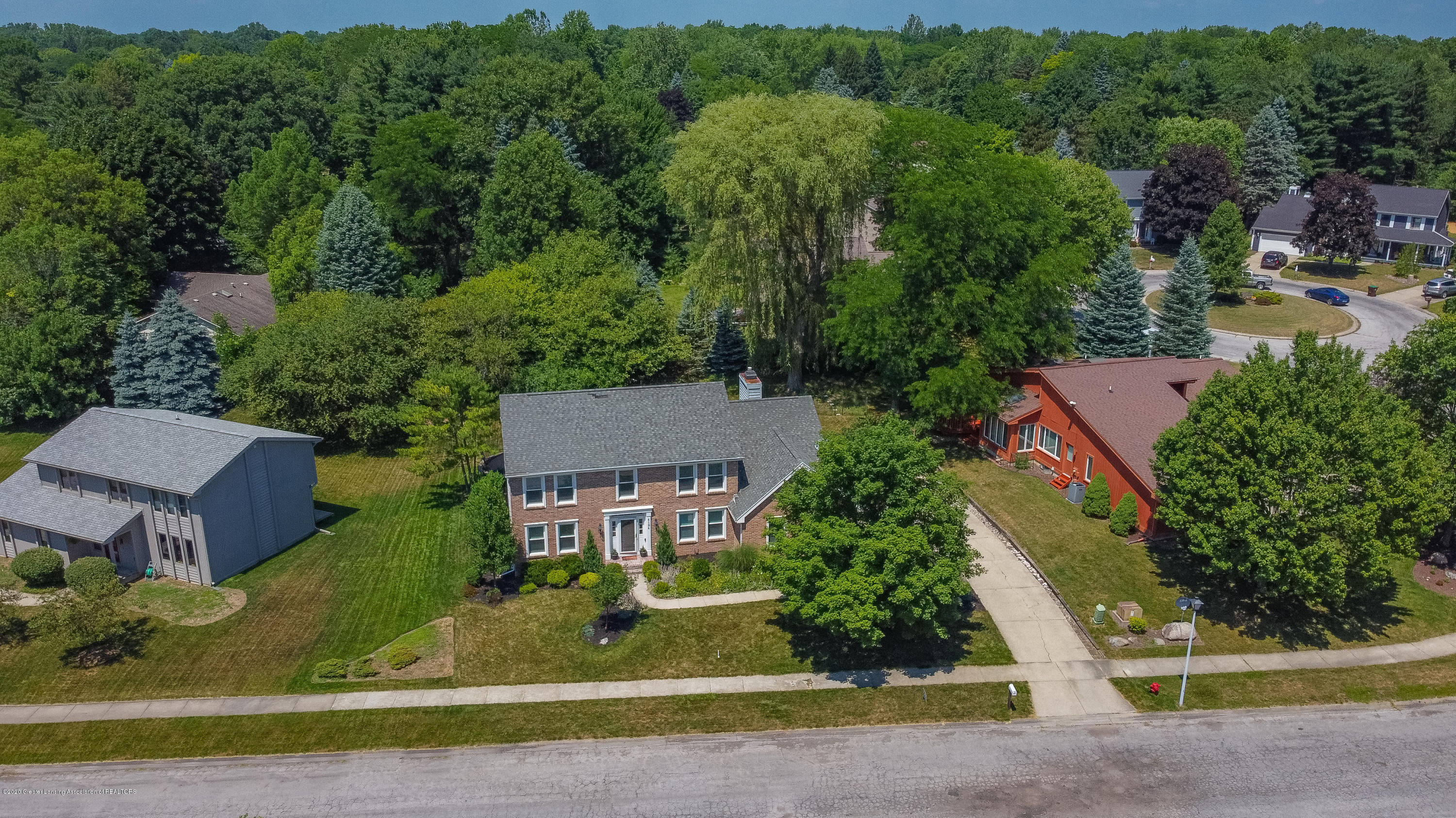 4194 Indian Glen Dr - Aerial View - 50