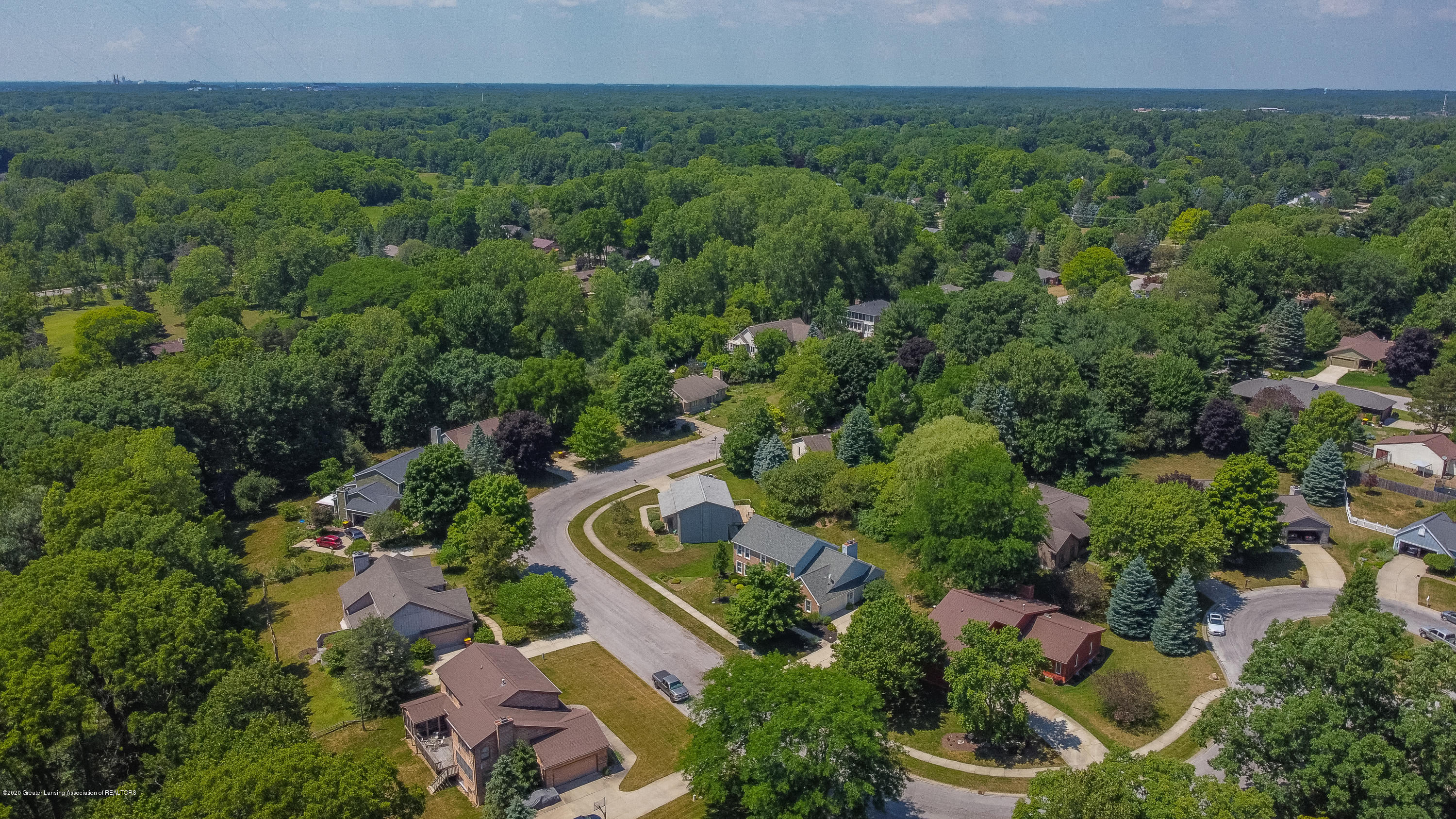 4194 Indian Glen Dr - Aerial View - 51