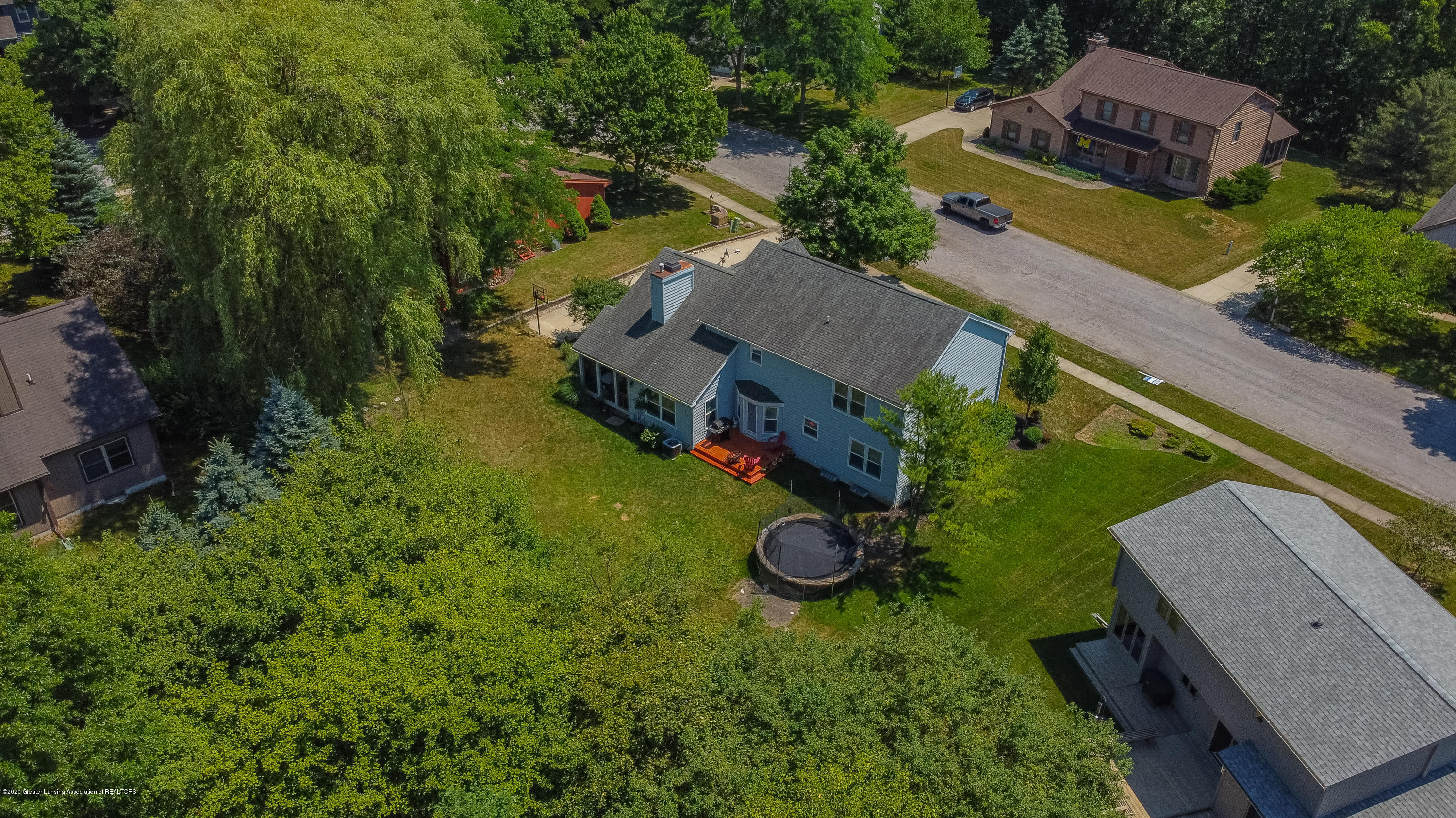 4194 Indian Glen Dr - Aerial View - 52
