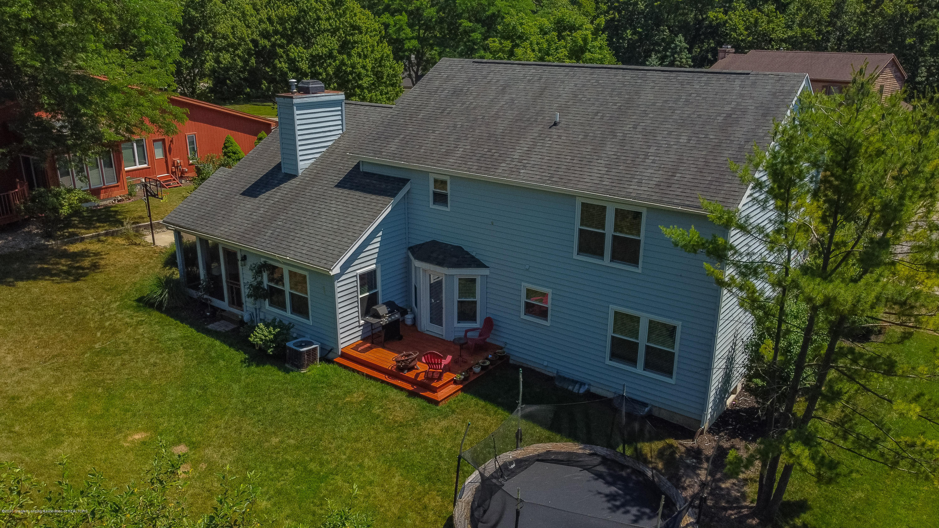 4194 Indian Glen Dr - Aerial View - 55