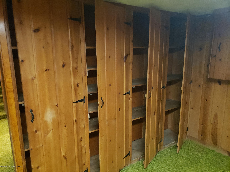 313 E Shepherd St - Bonus Room, Wall of Cedar lined storage - 41